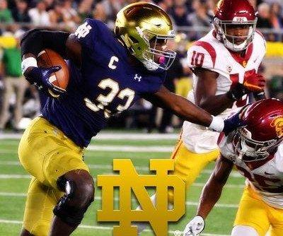 Brandon Wimbush, No. 3 Notre Dame outrun Wake Forest