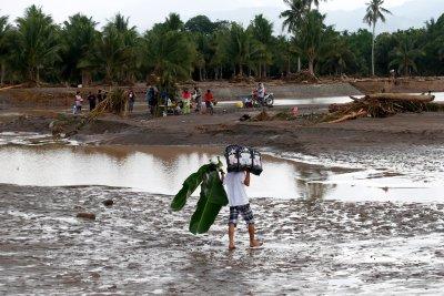 Philippines storm: Tembin strengthens to typhoon