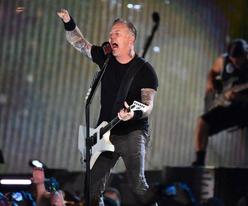 Metallica announce North American leg of WorldWired Tour