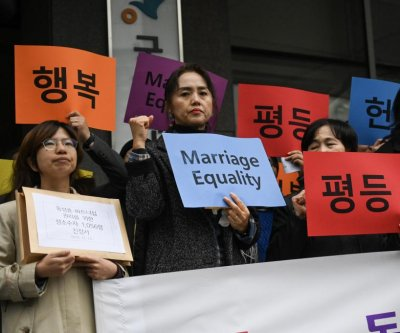 In South Korea, LGBT activists push for marriage equality