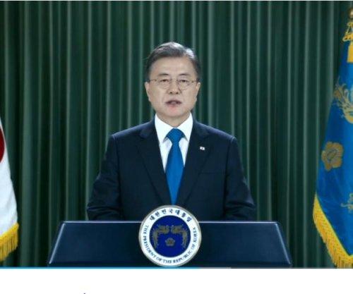 South Korea president calls for 'permanent peace regime' in U.N. speech