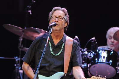 Eric Clapton, Van Morrison to release new single Dec. 4
