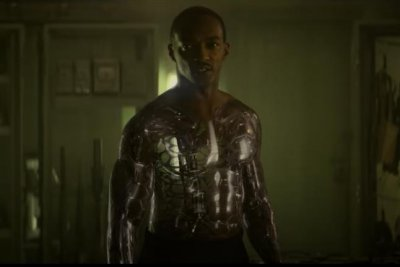 'Outside the Wire' trailer shows Anthony Mackie play AI soldier