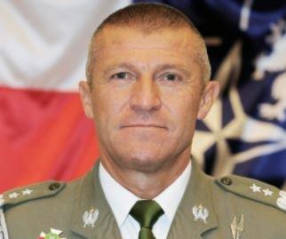 Polish army Maj. Gen. Adam Joks joins U.S. Army's V Corps command