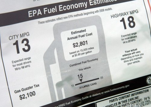 U.S. Energy Department allocates $45 million for fuel efficiency