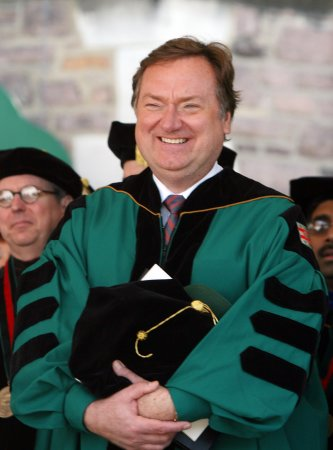 Newsman Tim Russert dead at 58