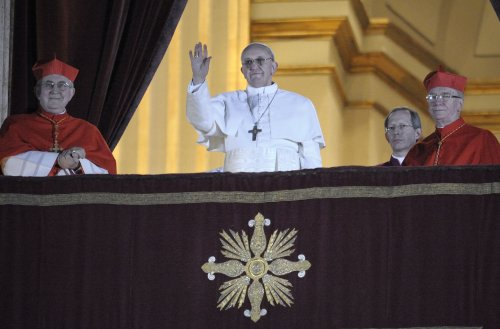 Happy First Anniversary, Pope Francis