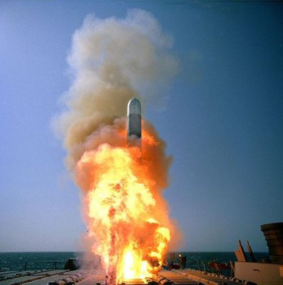 Raytheon tests new passive receiver for Tomahawk cruise missile