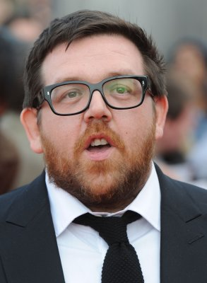 Nick Frost to guest star on this year's 'Doctor Who' Christmas episode