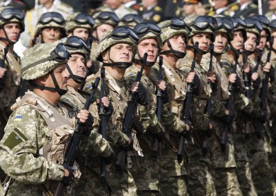 Lithuania, Poland, Ukraine form military brigade to strengthen regional stability