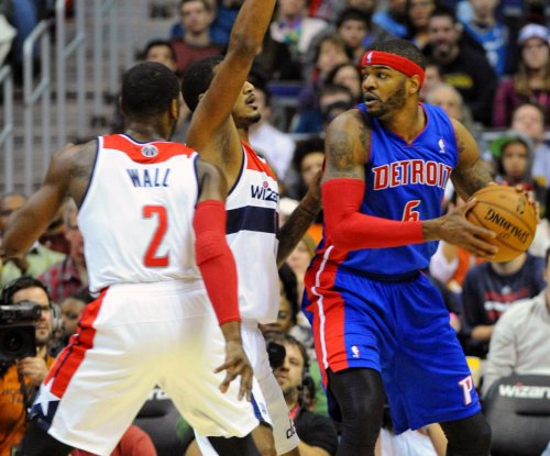 Detroit Pistons waive Josh Smith