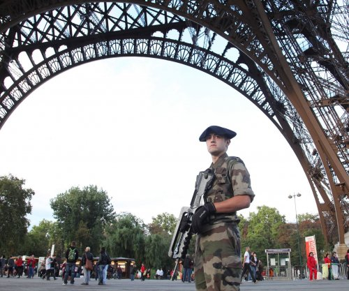 French police arrest suspect accused of planning church attacks