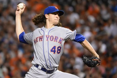 Jacob DeGrom, New York Mets snap Baltimore Orioles' four-game winning streak