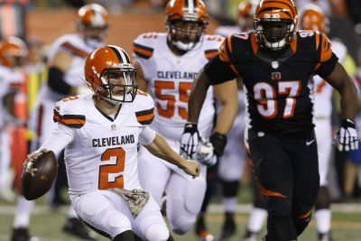 Decision time at QB for Cleveland Browns