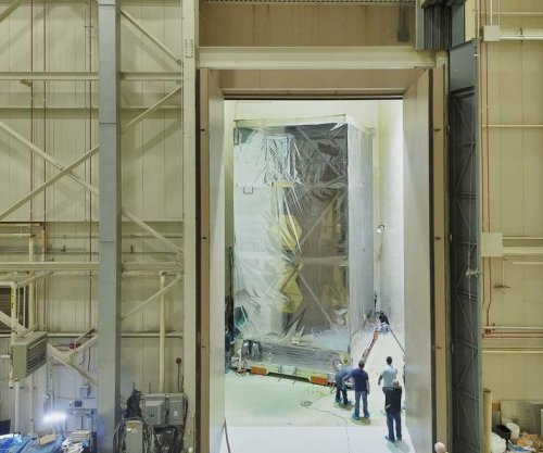 NASA to blast James Webb Space Telescope with 'earsplitting' noise