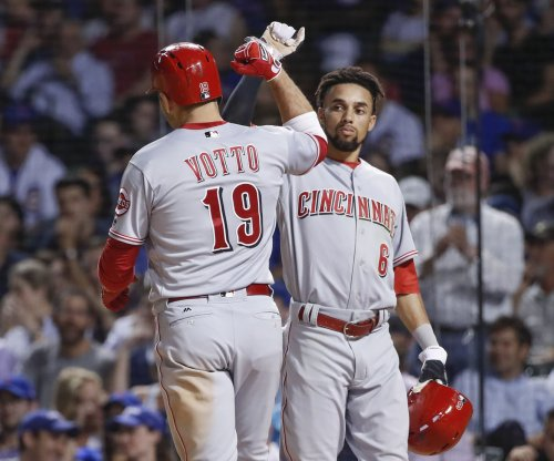 Cincinnati Reds jolt Atlanta Braves in 10 innings