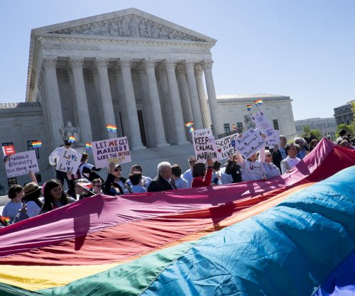 Same-sex marriage rate lower than rate for straight couples, poll shows