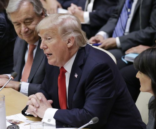 Trump in NYC for historic week of meetings, U.N. General Assembly address