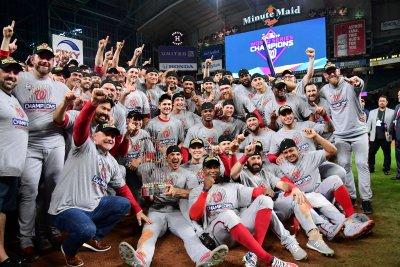 Trump to host MLB champion Washington Nationals at White House