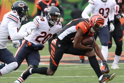 Las Vegas Raiders to sign ex-Chicago Bears CB Prince Amukamara