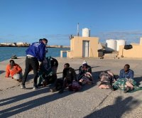 At least 43 migrants die in shipwreck off Libyan coast