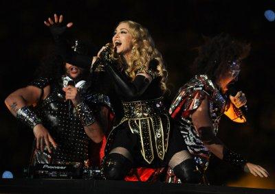 'MDNA' tops U.S. album chart