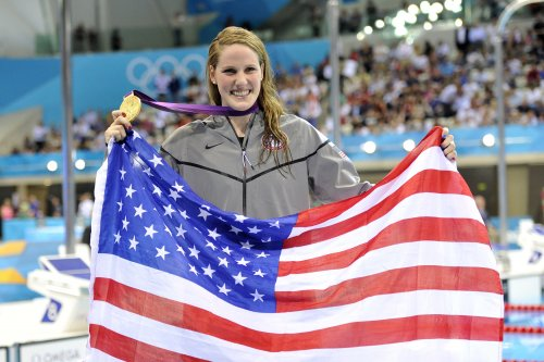 Olympic Roundup: Missy Franklin wins gold, China off to big start
