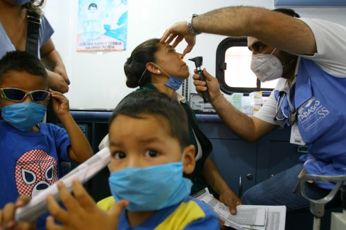 Swine flu rules lifted in Mexico City