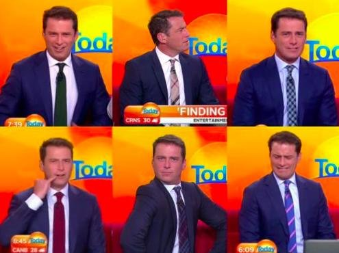 Karl Stefanovic wears same suit for a year to point out sexism in the media
