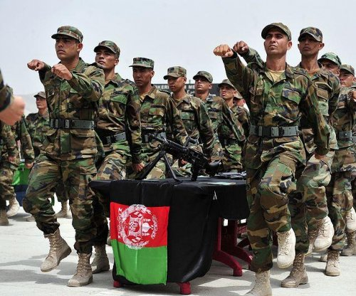 Virginia company to help NATO train Afghan troops