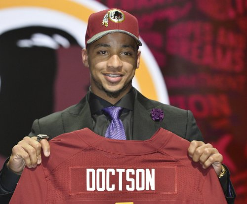 Washington Redskins place 1st round pick Josh Doctson, four others on PUP list