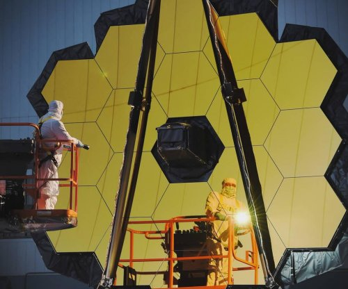 Construction complete, NASA to test James Webb Space Telescope's stability