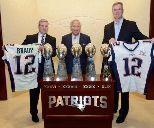 FBI returns stolen Super Bowl jerseys to New England Patriots