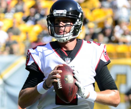 QB Matt Ryan, Atlanta Falcons offense clicking early in preseason action