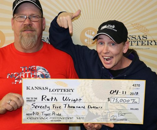 Woman scratches off three winning lottery tickets in a row