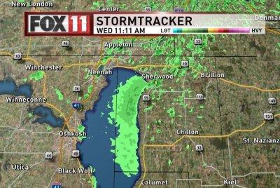 Watch: Wisconsin lake flies show up on weather radar - UPI com