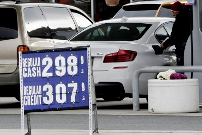 Labor Day weekend gas prices highest in four years