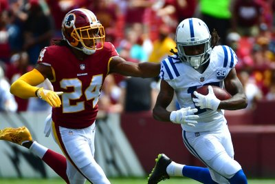 Report: Redskins CB Norman benched for tuning out coach