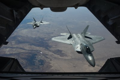 Reports: U.S.-led coalition airstrikes kill 43 in IS-controlled Syria