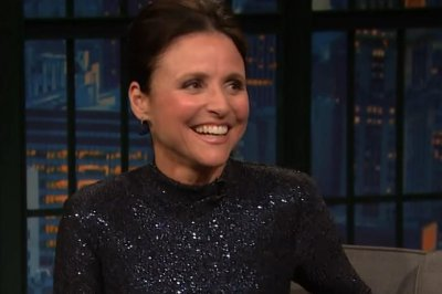 Julia Louis-Dreyfus says 'Veep' is 'more extreme' due to political climate