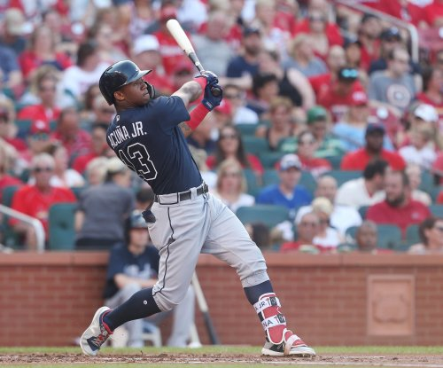 Ronald Acuna Jr. hits two homers, Braves beat Giants