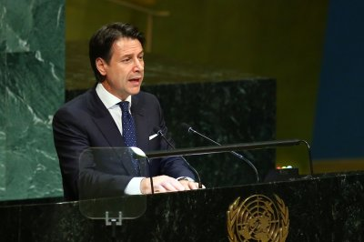 Italian PM gives ultimatum to coalition: Stop fighting or I'll quit