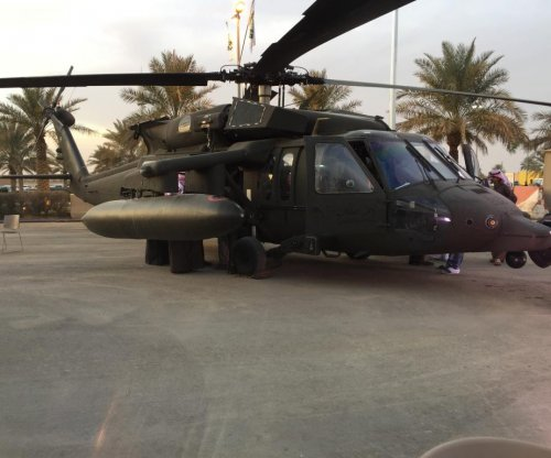 Sikorsky nabs $99.9M to build 25 Black Hawk helicopters for Saudi Arabia