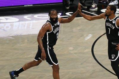<p>Brooklyn Nets' James Harden to play in Game 5 vs. Milwaukee Bucks thumbnail