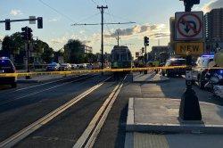 Green line trains crash in Boston, injuring 23 people