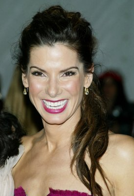 Sandra Bullock booked for 'Blindside'