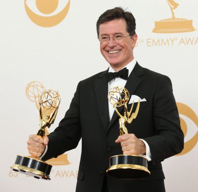 Stephen Colbert says 'I'm still here' after Asian joke controversy