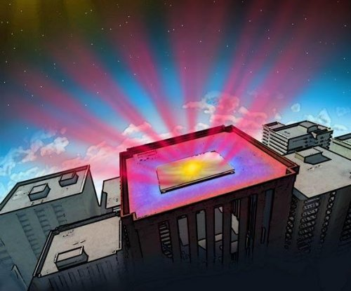 Researchers develop building material that cools by reflecting heat into space