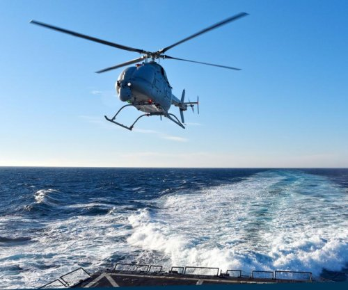 Navy selects radar for unmanned MQ-8C Fire Scout