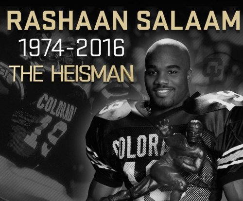 Colorado Heisman winner Rashaan Salaam dead at 42